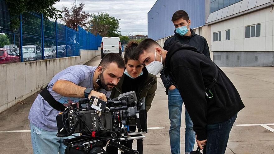 Conquistar Madrid con un film en gallego