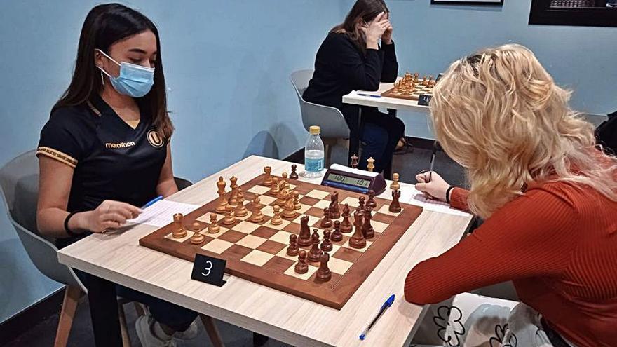 Bibilashvili y Rodrigo dominan el Open Chess Women