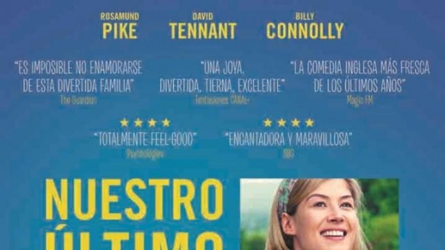 Cinema a Fresca 2020: El nostre darrer estiu a Escòcia (What We Did on Our Holiday) - Cinema en cata