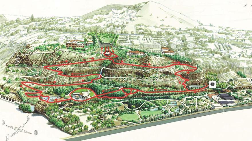 El Jardín Canario reabre con un aforo de 200 personas