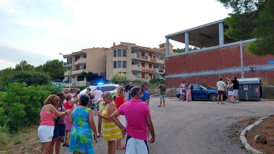 Los vecinos del edificio derrumbado en Peñíscola accederán este viernes a sus viviendas
