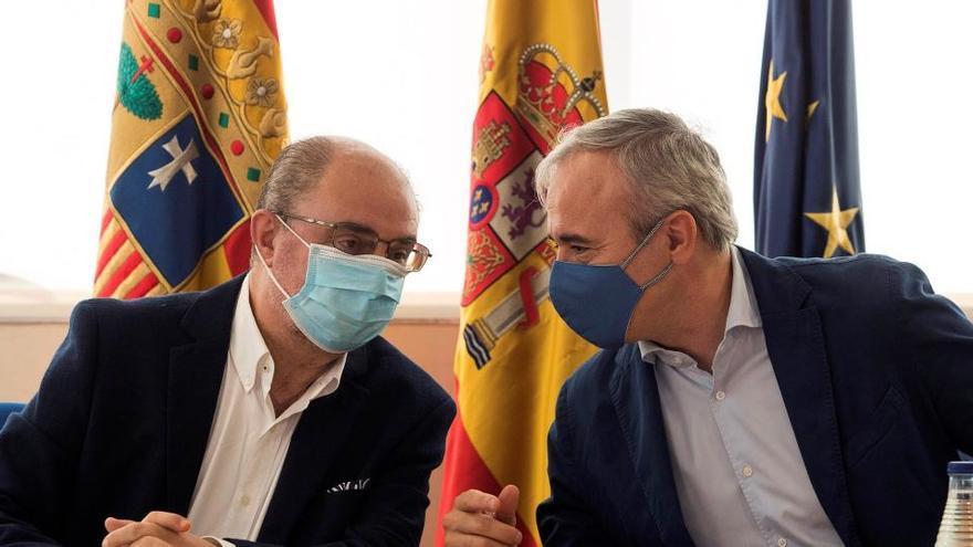 Controles domiciliarios en Zaragoza para verificar que los positivos están aislados