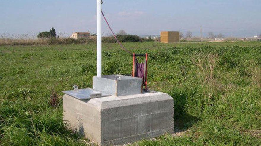 L'ACA invertirà 240.000 euros en la instal·lació de sis punts de control del nivell d'aigües