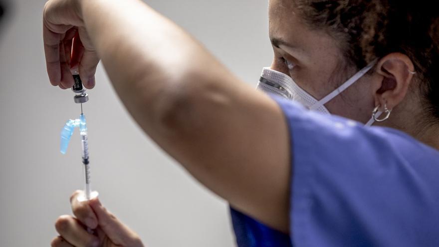 Baleares ha administrado 12.854 vacunas, el 66,6 % de las recibidas