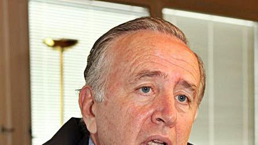 Fernández de Sousa pide anular su condena