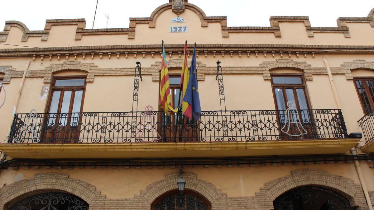 Ayuntamiento de Almàssera.