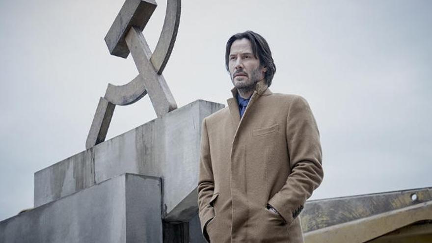 Keanu Reeves vuelve a la acción