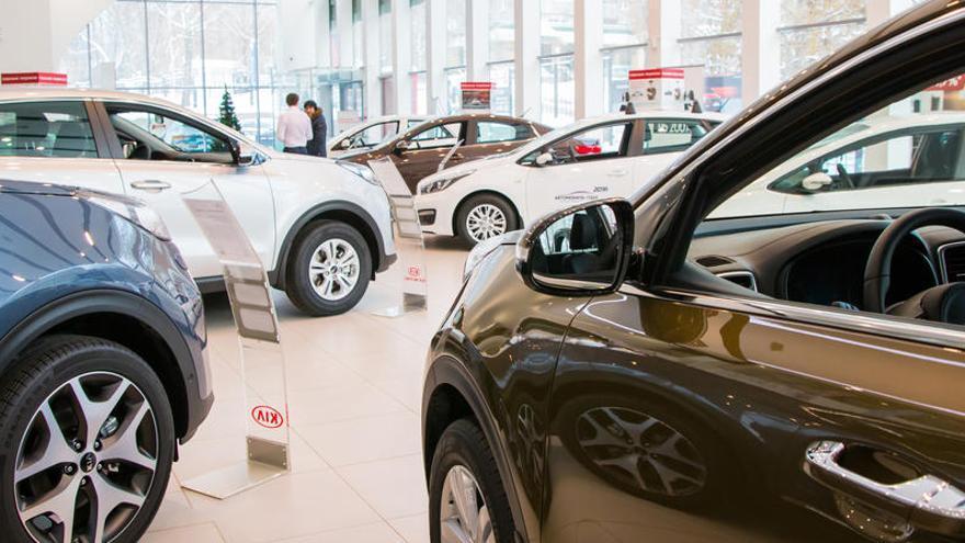 Los coches valen la mitad en cinco años.