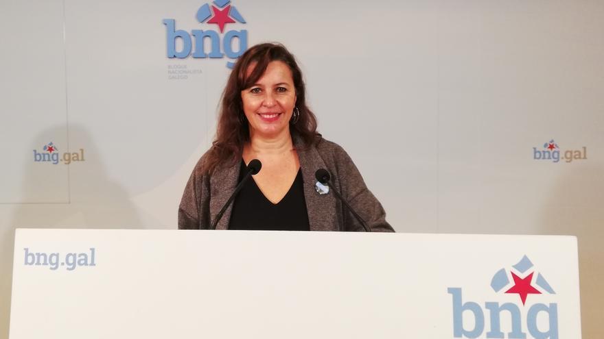 Ana Miranda asegura que Europa cuestiona el nuevo bombeo de Lalín