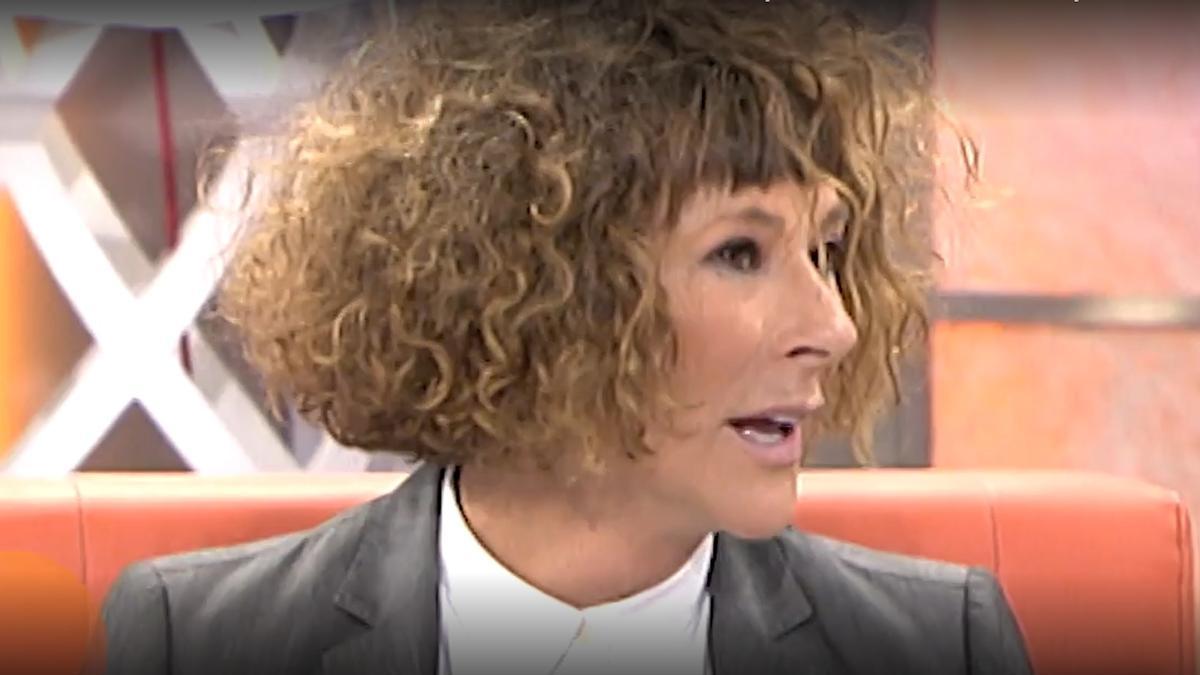 Rosa González, madre de Álex Casademunt