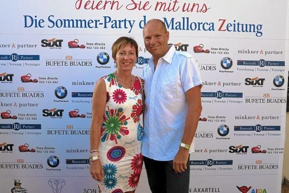 Miriam Buchely und Stefan Schär