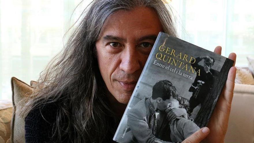 Una historia basada en Ibiza brinda el premio Ramon Llull al rockero Gerard  Quintana - Diario de Ibiza
