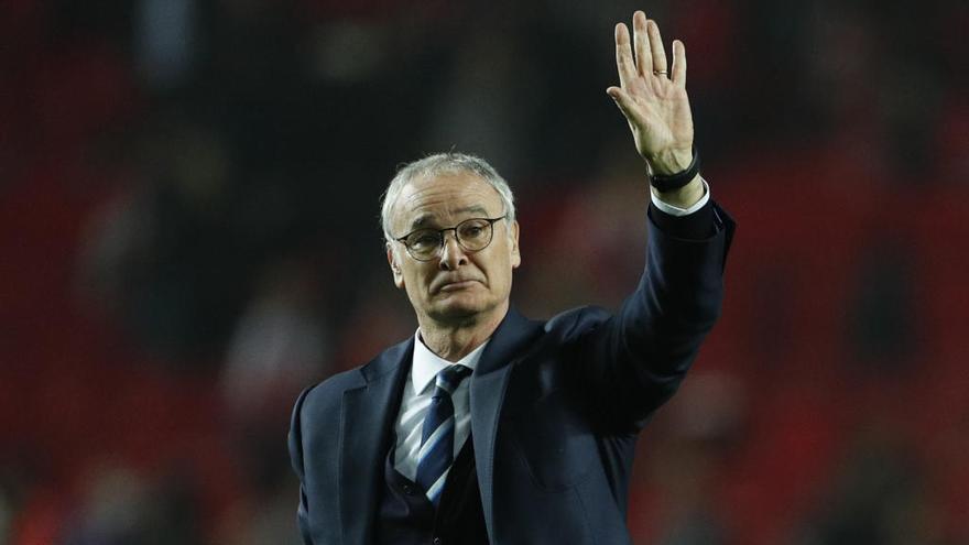 Claudio Ranieri, nuevo entrenador del Nantes
