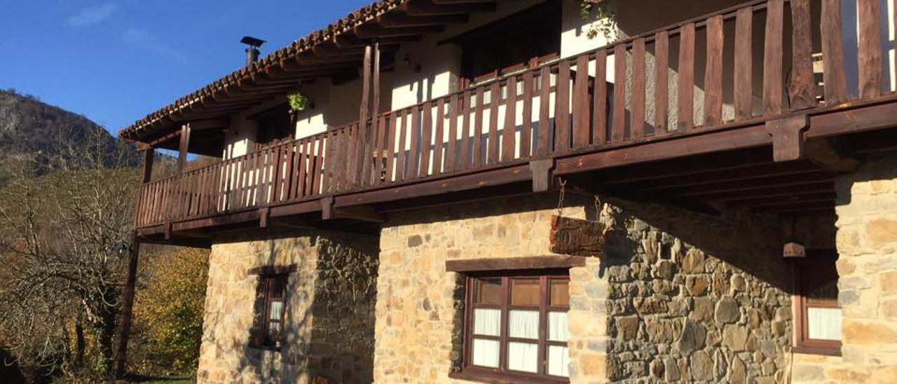 Apartamentos rurales en Campiellos, Parque Natural de Redes