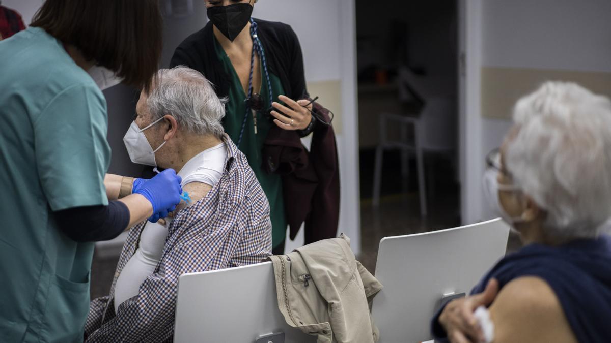 La C. Valenciana inmunizará a 2 millones de personas con la vacuna monodosis