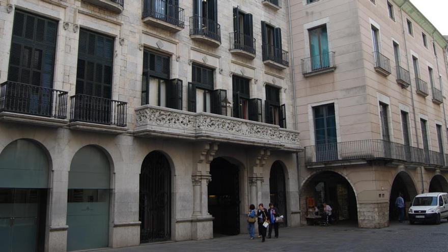 Girona fa front comú amb altres ajuntaments per reclamar que l'Estat replantegi les ajudes als municipis