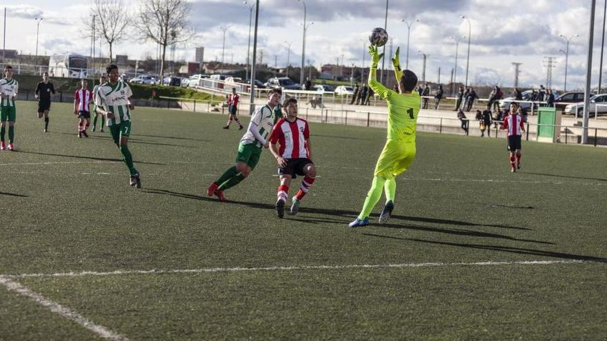 El Zamora CF recibirá ayudas por el equipo Nacional Juvenil