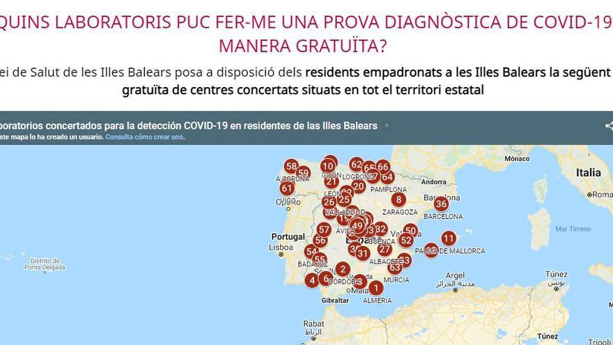 """Barcelona dos centros para PCR para residentes, Madrid, 13: """"Es una vergüenza"""""""