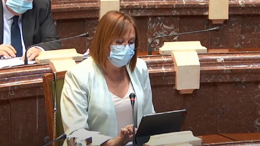 En directo | Isabel Franco presenta las cuentas de Igualdad y Política Social