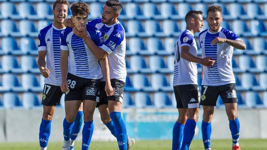 El Hércules buscará su cuarto triunfo como local ante el filial del Villarreal