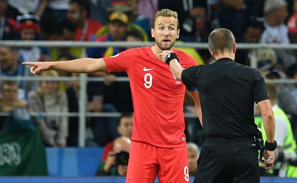 Mundial de Rusia: Colombia-Inglaterra