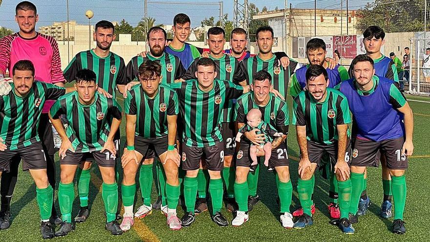 Histórico primer triunfo  del Daimús CF en la liga  de 1ª regional amater