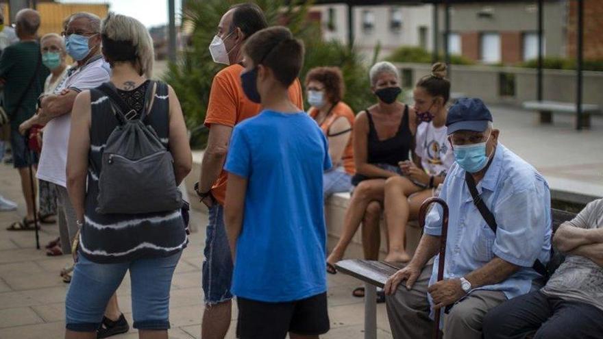 Els tests massius arriben aquest cap de setmana a dos barris de Barcelona