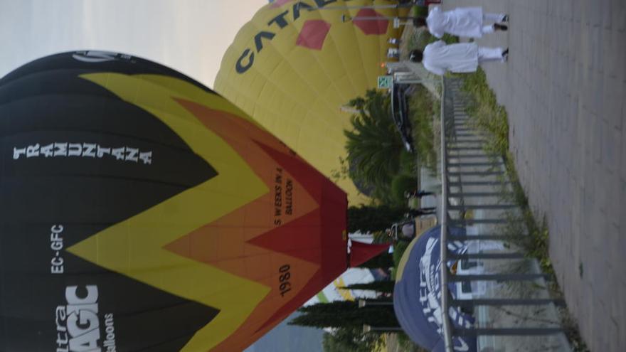 L'European Ballon Festival d'Igualada