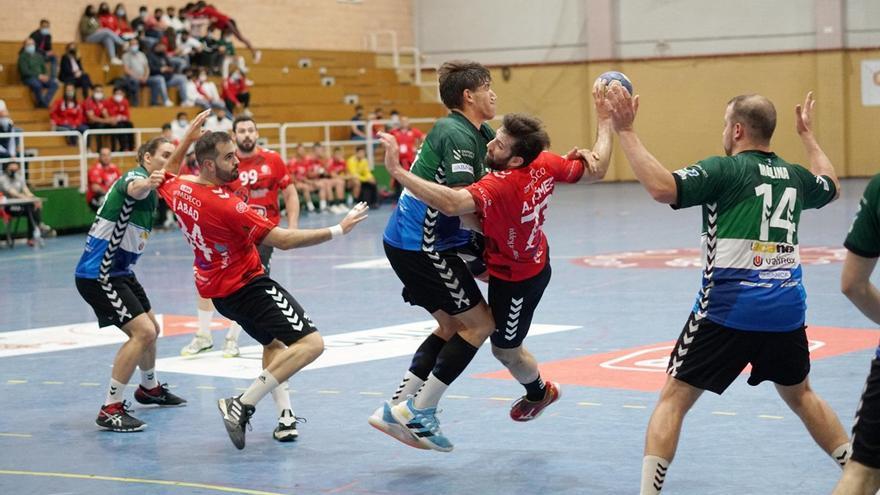 El Cajasur BM pelea sin fortuna en Burgos