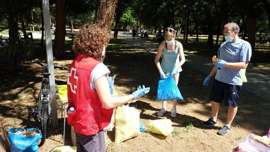 Organizada el lunes una limpieza ciudadana de Los Pelambres (Zamora)