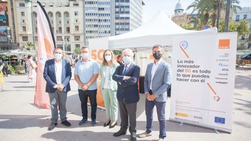 El proyecto 5G y turismo en València finaliza con éxito