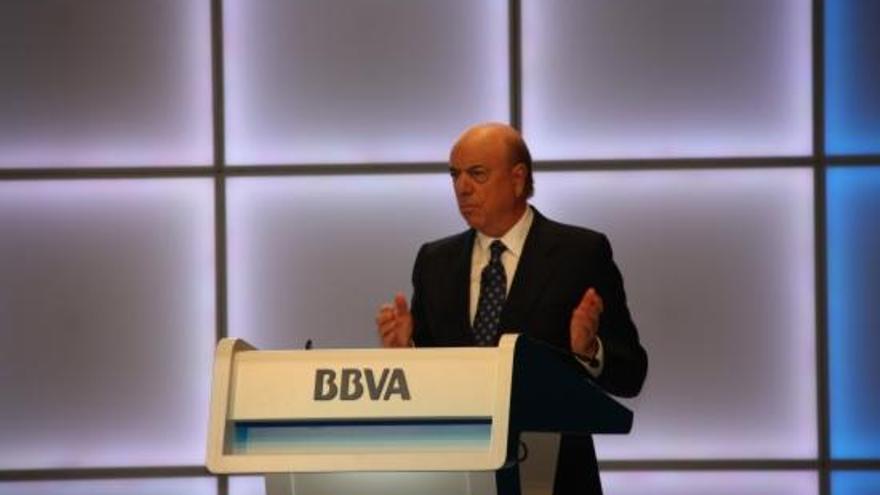 El BBVA guanya 3.475 milions d'euros el 2016, el 31,5% més que l'any anterior