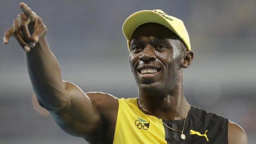 Bolt, con licencia para fallar