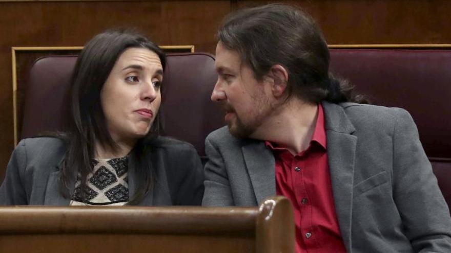 Silencio en la cúpula de Podemos