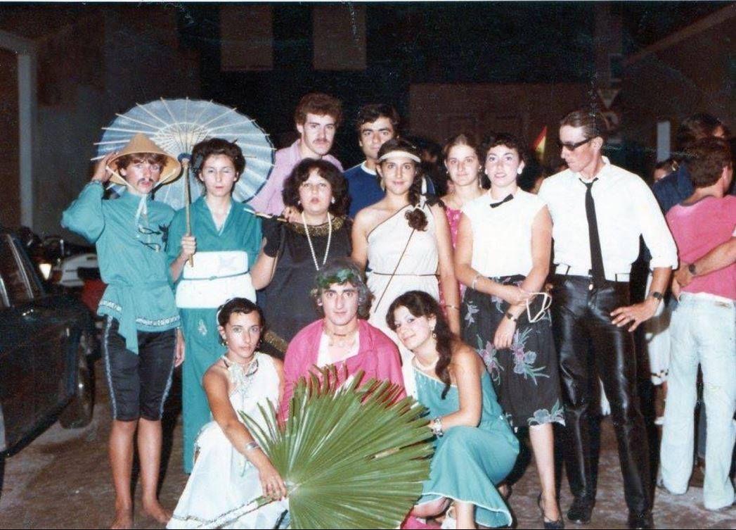 Así eran las inolvidables fiestas en la discoteca Bemol de Moncofa