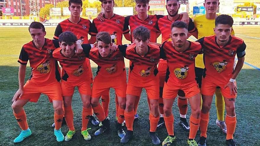 El juvenil A del Torrent CF culmina la temporada con el ascenso a liga nacional
