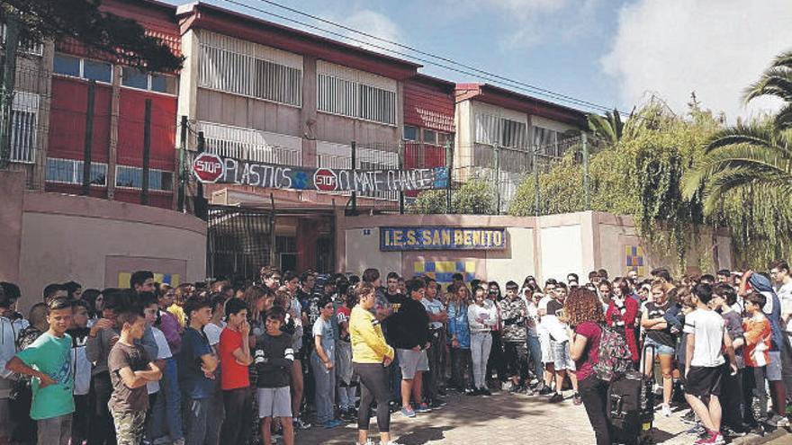 El IES San Benito, nuevo centro con el sello Vida Saludable
