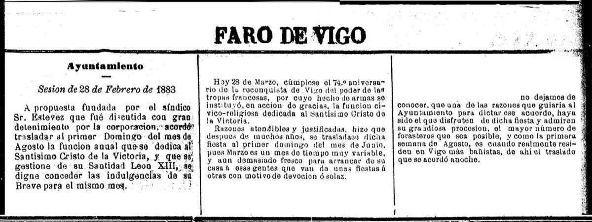 El Vigo que quizá nunca conociste   Vigo se va de fiesta