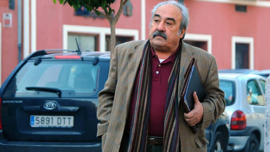 El fiscal pide 6 años de cárcel para el exalcalde Moya por malversación