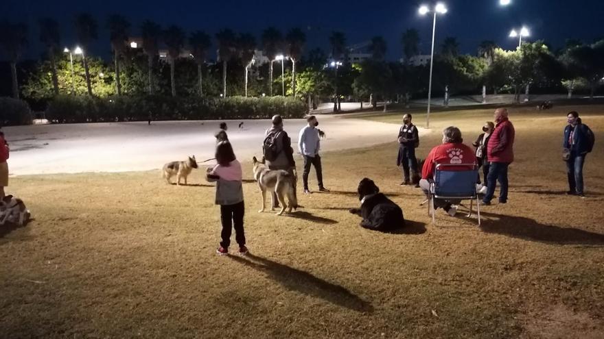 Compromís reclama que se realice el vallado perimetral del parque canino Sergio Melgares y se reponga el memorial de las mascotas fallecidas