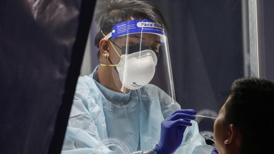 Ya hay casi dos millones de muertos por coronavirus en el mundo