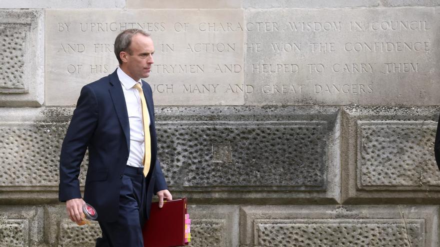 El ministro británico de exteriores desvela los errores cometidos en Afganistán
