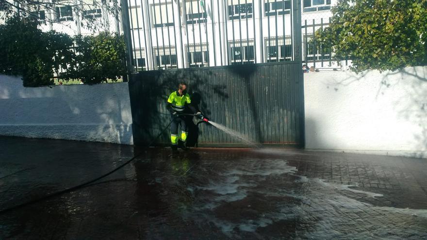 La alcaldesa de Ronda pide el cese de la educación presencial dos semanas ante el incremento de contagios