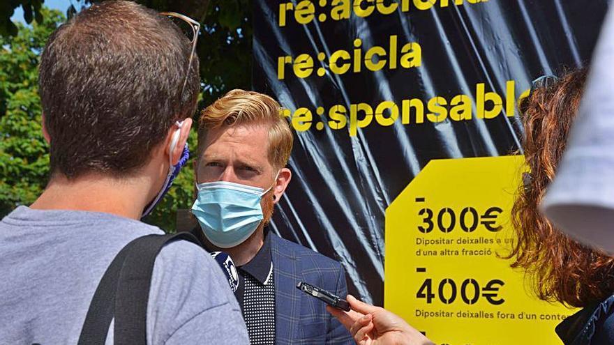 Olot fa un pas endavant en la defensa del medi ambient