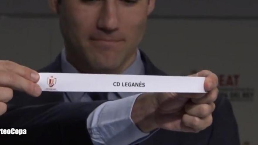 El Leganés será el rival del Villarreal en los octavos de la Copa del Rey