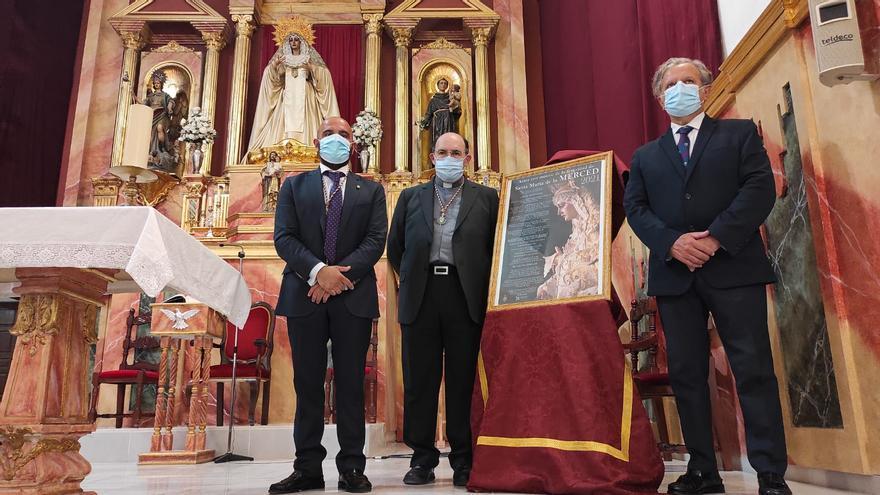 La Merced presenta los actos en honor de su titular mariana