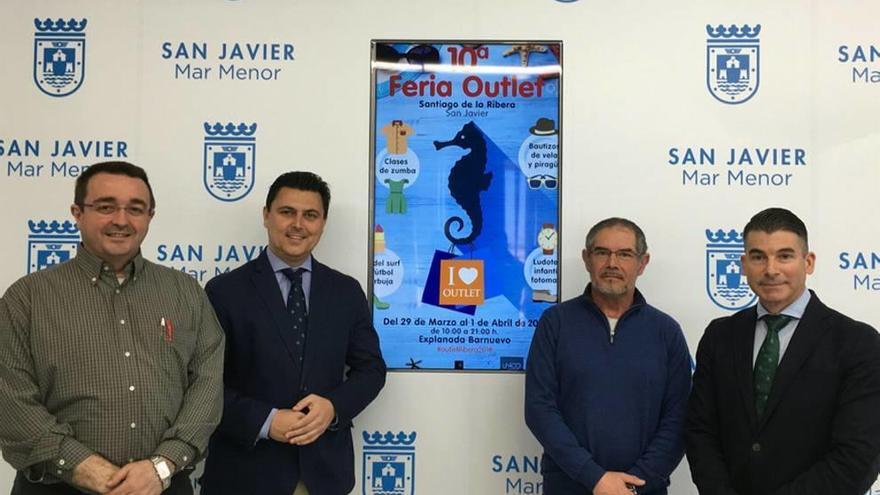 La feria Outlet en la Ribera espera a más de 10.000 visitantes