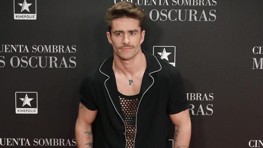 Pelayo Díaz volverá a desfilar para Dolce Gabbana