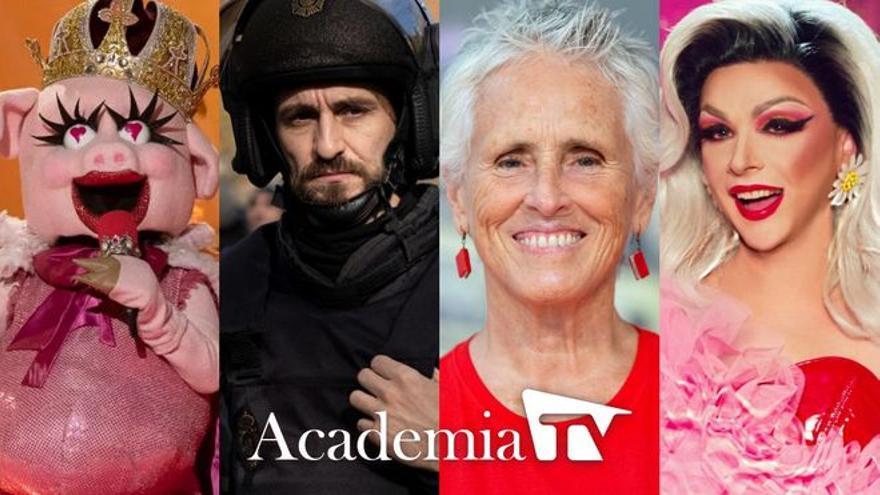 'Mask Singer', 'Antidisturbios', Mercedes Milá y 'Drag Race España', entre los nominados a los Premios Iris 2021