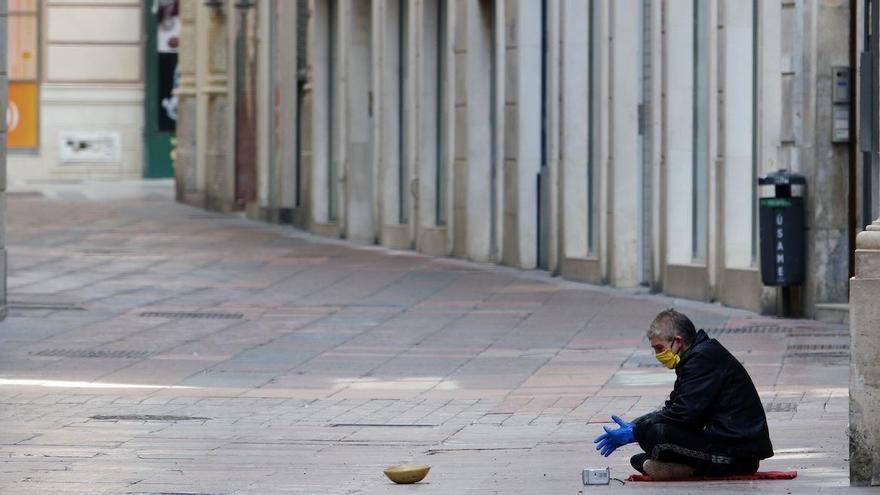 Habilitan la Casa Betania para acoger a personas sin hogar